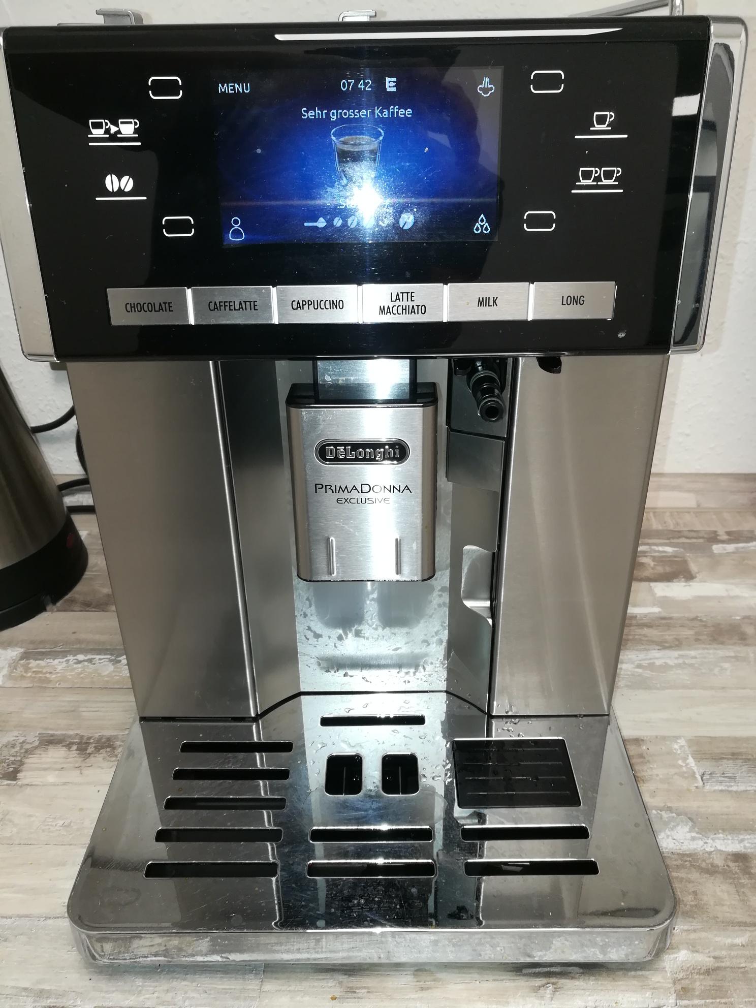 DeLonghi Entkalker für Kaffeevollautomaten für ESAM6900M