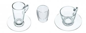 Tassen & Gläser für Kaffeevollautomaten