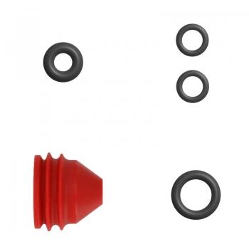 Dichtung / O-Ringe Set zu Schäumerkopf (V2) für WMF / Schaerer Kaffeemaschinen