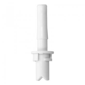 Milchdüse (Weiß) mit Bajonett Anschluss für WMF / Schaerer / Solis Kaffeemaschinen