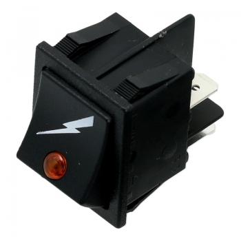 Schalter (Ein-Aus / Original) für Rancilio Miss Silvia Espressomaschinen