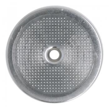 Sieb / Dusche (50,5mm) zu Brühkopf für DeLonghi EC / EN Siebträgermaschine