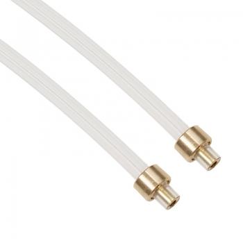 Schlauch FEP (L=170 mm) Klemmverbindung / Klemmverbindung