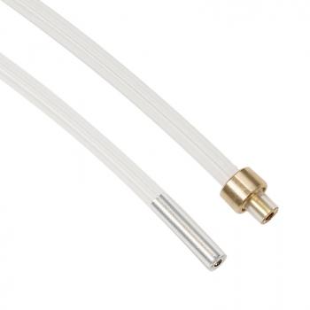 Schlauch FEP (L=85 mm) Klemmverbindung / Steckverbindung
