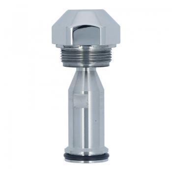Zylinder / Glocke (V2 / Oben) für Brühgruppe der ECM / Quickmill Espressomaschinen