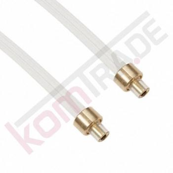 Schlauch FEP (L=130 mm) Klemmverbindung / Klemmverbindung
