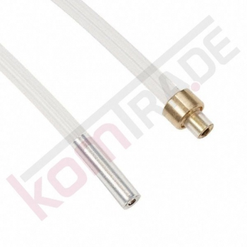 Schlauch FEP (L=210 mm) Klemmverbindung / Steckverbindung