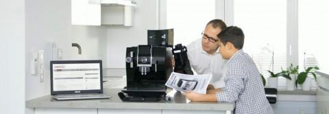 Umfangreiche Unterstützung bei der Reparatur Ihres Kaffeevollautomaten