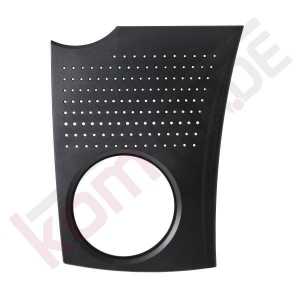 Warmhalteplatte Kunststoff, schwarz für Siemens EQ.7 Plus