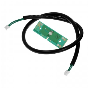 Platine Auslauf mit Kabel Beleuchtung Kaffeeauslaufverteiler (Mitte) - Siemens • Modell wählen! •