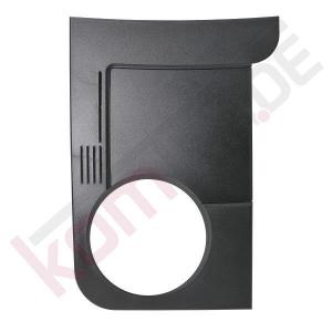 Gehäuseabdeckung in schwarz für Siemens EQ.5 & Bosch VeroCafe
