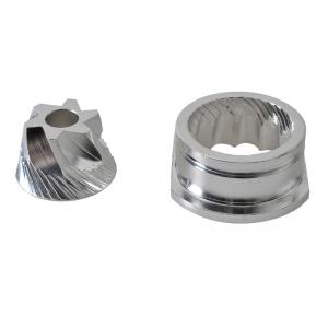 Reparaturset für das Mahlwerk (Mahlkegel + Mahlring) - DeLonghi EAM 3400.S Magnifica Digital