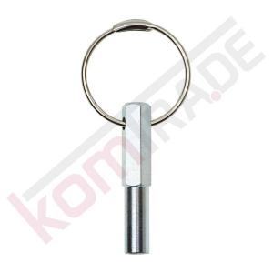 Spezialwerkzeug - Ovalkopfschlüssel als Biteinsatz