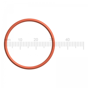 Dichtung / O-Ring für Flowmeter - Bosch VeroCup 100 TIS30159DE