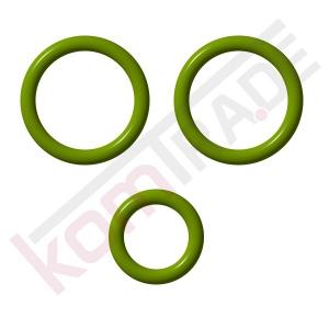 Dichtung / O-Ringe Set für DeLonghi ECAM Aufschäumer / Kupplung