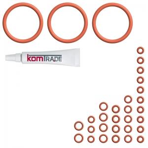 Reparatur Wartungsset (XL) - DeLonghi ESAM 5708.R - Perfecta Cappuccino graphic touch