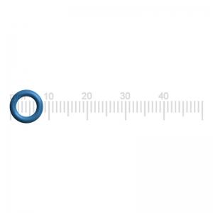 PREMIUM Dichtung / O-Ring für Pumpe - DeLonghi EN 660.R - Nespresso Lattissima rot