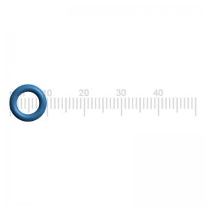 PREMIUM Dichtung / O-Ring für das Dampfrohr - Saeco & Philips HD8768/21 - Moltio Schwarz