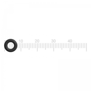 Dichtung / O-Ring für Presskolben Brüheinheit - AEG CaFamosa CF250