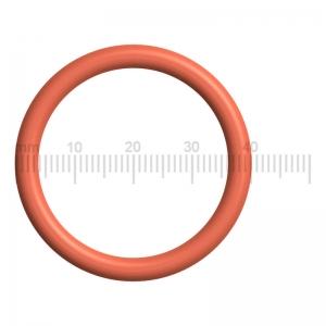 Dichtung / O-Ring für den Kolben der Brüheinheit 0320-40 (Silikon) für Saeco