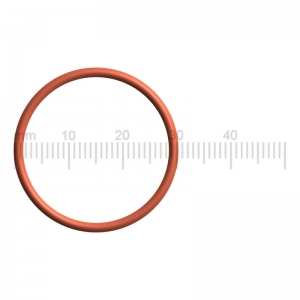 Dichtung / O-Ring 2106 (Silikon) für Ventilkörper zu Saeco Kaffeevollautomaten
