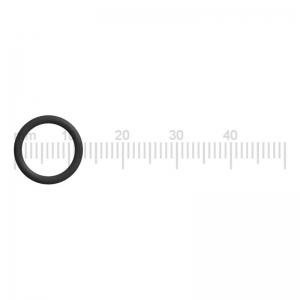 Dichtung / O-Ring für das Cremaventil der Brüheinheit - Saeco SUP015R Royal Digital