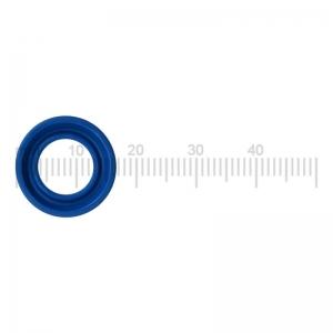 PREMIUM Dichtung / Nutring für unteren Stößel/Kolben der Brüheinheit - Bosch CTL636ES6 Einbau