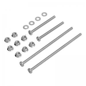 Schrauben Set für Thermoblock - DeLonghi ESAM 5500.R - Perfecta Wurzelholz