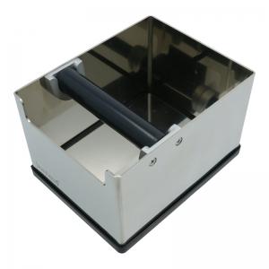 Abschlagbehälter (Edelstahl) - Accessoires & Zubehör Ausklopfkasten & Zubehör