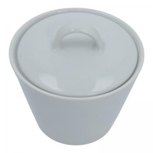 Zuckerdose mit Deckel (Porzellan / 200ml)