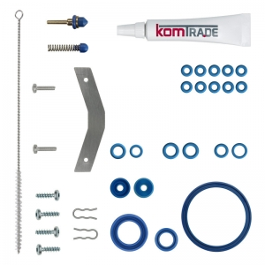 Reparatur Wartungsset / Inspektionsset PREMIUM (XXXL) - Bosch Benvenuto TCA6701 - B60