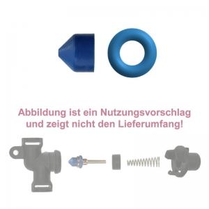 Reparatur Wartungsset PREMIUM für das Auslaufventil (Dichtungen) - Jura Subito