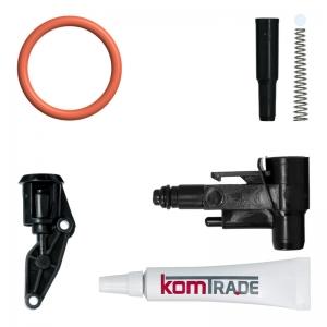 Reparatur Wartungsset / Inspektionsset (L) für Brüheinheit - Saeco SUP030ADR Primea Cappuccino Touch Plus