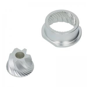 Reparaturset für das Mahlwerk V3 (Mahlkegel + Mahlring) - Melitta Caffeo Lattea E 955 - 101