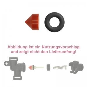 Reparatur Wartungsset für das Auslaufventil (Dichtungen) - Jura Subito