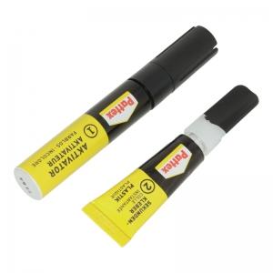 Sekundenkleber Plastix Flüssig Pattex (4ml/2g) - Werkzeug & Werkstattbedarf
