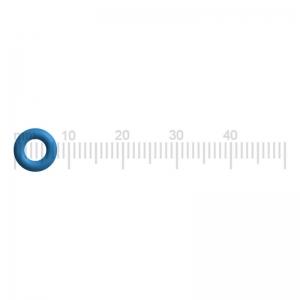 PREMIUM Dichtung / O-Ring für Druckschlauch - DeLonghi EN 660 - Nespresso Lattissima