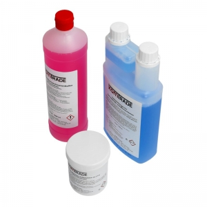 KomClean PREMIUM Reinigungs-, Entkalkungs-, Pflege-Set - Reinigung & Pflege KomClean