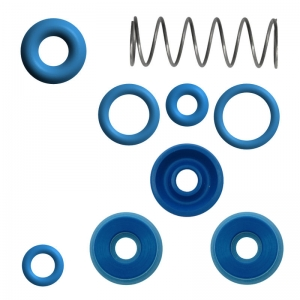 Reparatur Wartungsset PREMIUM (XXL) für das Drainageventil (V3) - Jura WE6