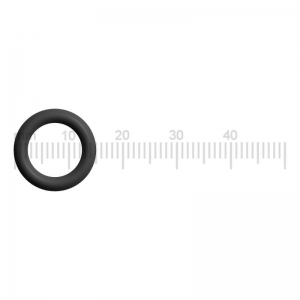Dichtung / O-Ring für Spindel und Dampf- / Heißwasserventil - Gaggia RI9301/11 - Baby