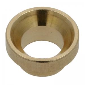 Kugelpfanne (V1 / Messing) für Heißwasser- / Dampfrohr - Quickmill 0980 Andreja