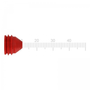 Düse (Rot) für Schäumerkopf - WMF 500 Silber (03 0300 0001)