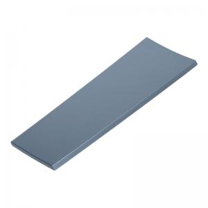 Blende (Silber) für Wassertank - DeLonghi ESAM 5500.M EX.2 Perfecta Cappuccino