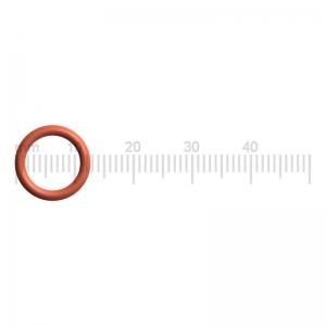 Dichtung / O-Ring für Rohr am Aufschäumer für DeLonghi ECAM / ESAM / EC / EN