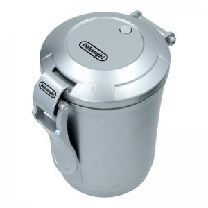 Kaffee Vakuumbehälter (Silber) von DeLonghi - Accessoires & Zubehör Kaffee- & Milch-Kanne