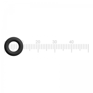 Dichtung / O-Ring für Ventil im Wassertank - Jura Nespresso N75
