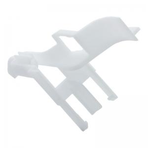 Schlauchführung (Weiß) für Brüheinheit - Jura • Modell wählen! •