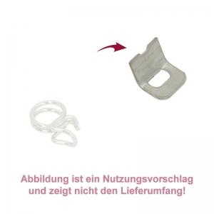 Sicherungsblech zu Klemmfeder Jura / Nivona / Siemens / Bosch / Neff / Gaggenau