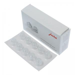 Auswechselbarer Milchauslauf (10er-Set) zu Feinschaumdüse - Jura C55 Impressa