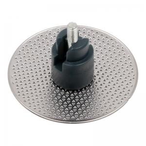 Sieb (V2) zu Brüheinheit - Saeco SUP012R Magic de Luxe